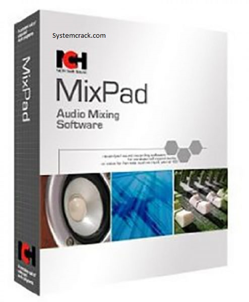 NCH MixPad Masters Edition Crack 7.10