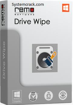 Remo Drive Wipe 2.0.0.30 Crack