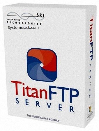 Titan FTP Server Enterprise Crack 2021.3621