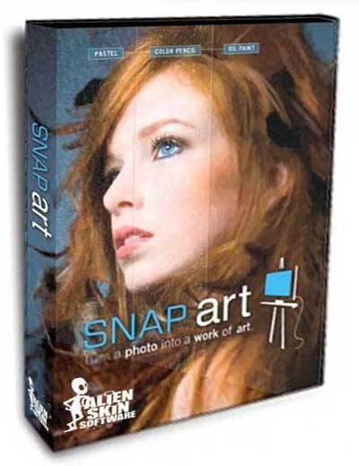 Alien Skin Snap Art 4.1.3.378 Crack