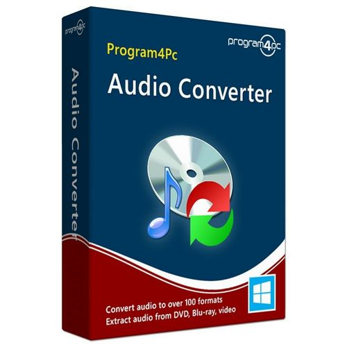 Program4Pc Audio Converter Pro 9.0 Crack