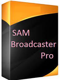SAM Broadcaster Pro 2021.4 + Crack