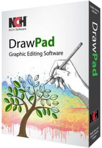 NCH DrawPad Pro 7.49 With Crack