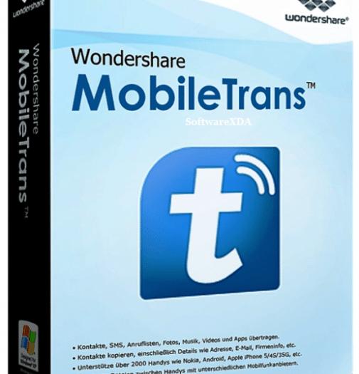 Wondershare MobileTrans 8.1.5 Crack
