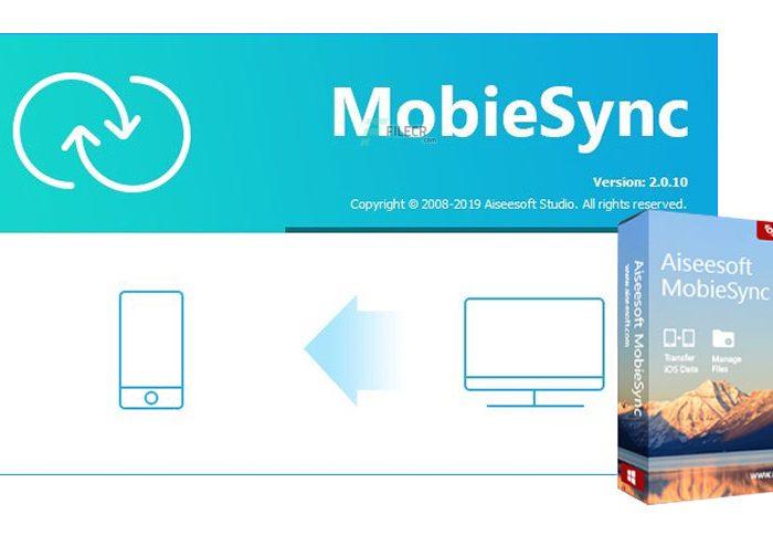Aiseesoft MobieSync 2.2.4 Crack