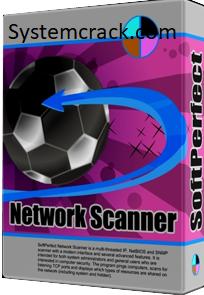 SoftPerfect Network Scanner 8.1.2 Crack