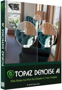 Topaz DeNoise AI 3.3.3 x64 With Crack