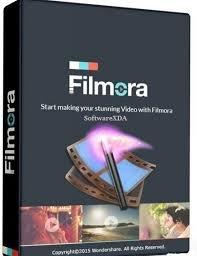 Wondershare Filmora 10.5.9.10 Crack